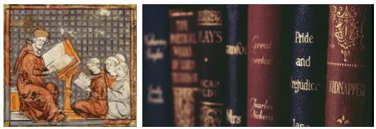 France Literature - 16th Century